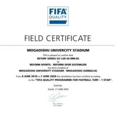 Искусственная трава для футбола - LSR 60