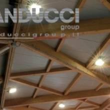 Деревянные арочные конструкции