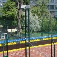 Latex-ite U-2000 Surface для баскетбола, роллердрома